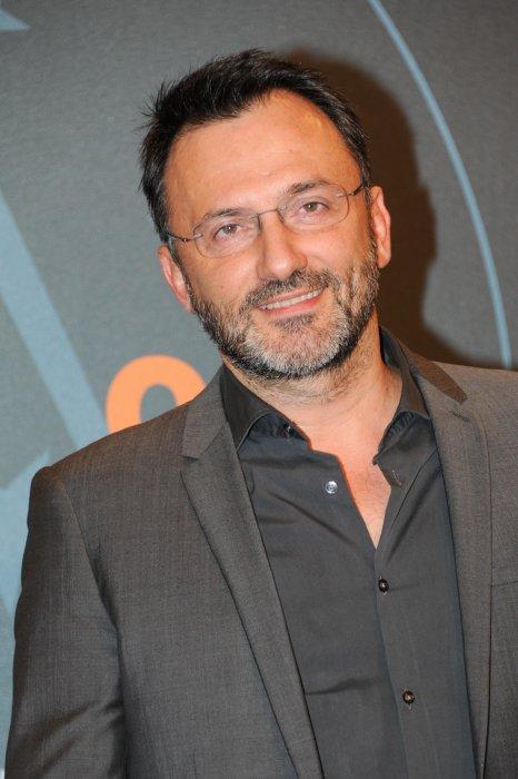 Frédéric Lopez en marge du 19ème Festival de l\
