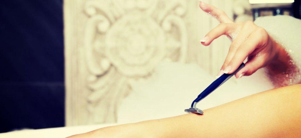 Poils : comment apaiser l'effet du rasoir ?