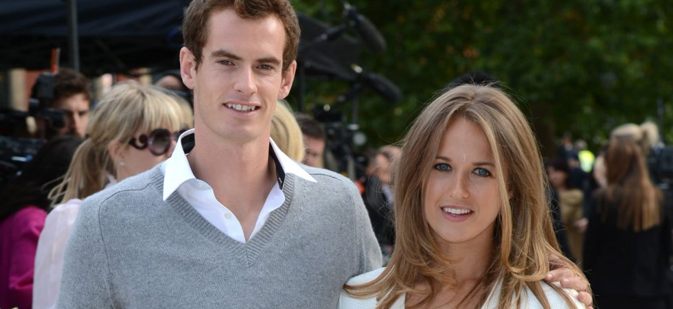 Le tennisman Andy Murray bientôt papa !
