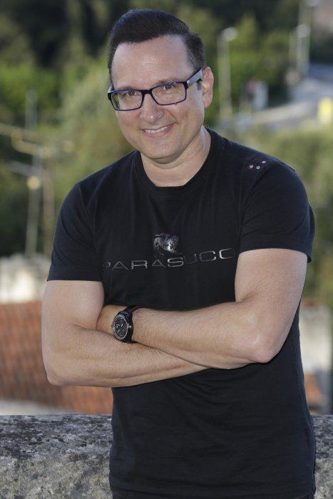 Jean-Marc Généreux en marge du 8e Festival du Film d\