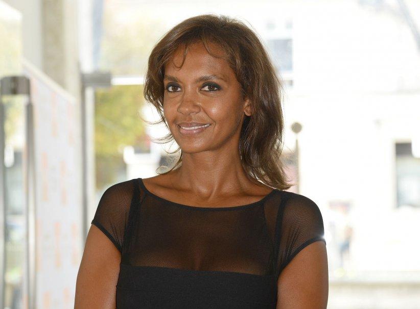 Karine Le Marchand assiste à la clôture de la 8e édition du Festival du film francophone d\
