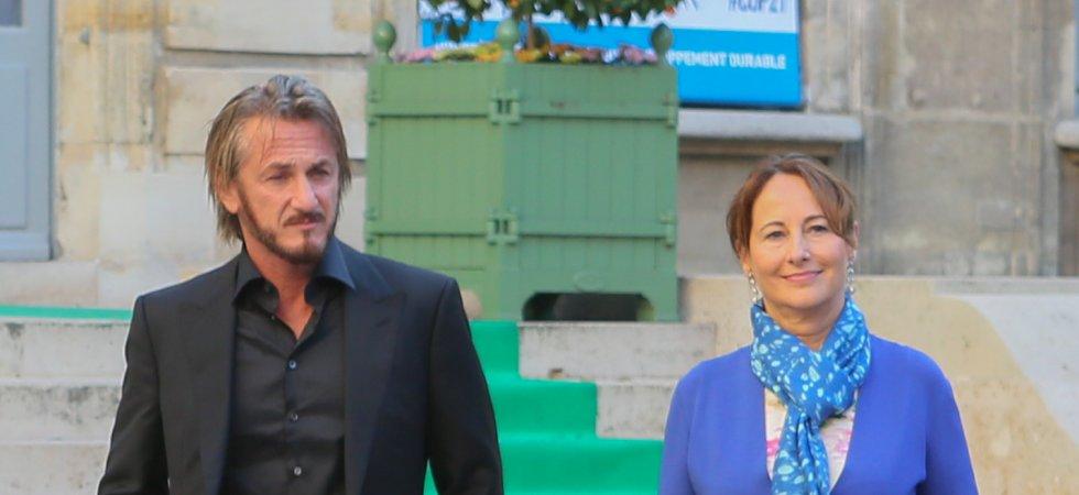 Ségolène Royal et Sean Penn : une rencontre pour parler écologie