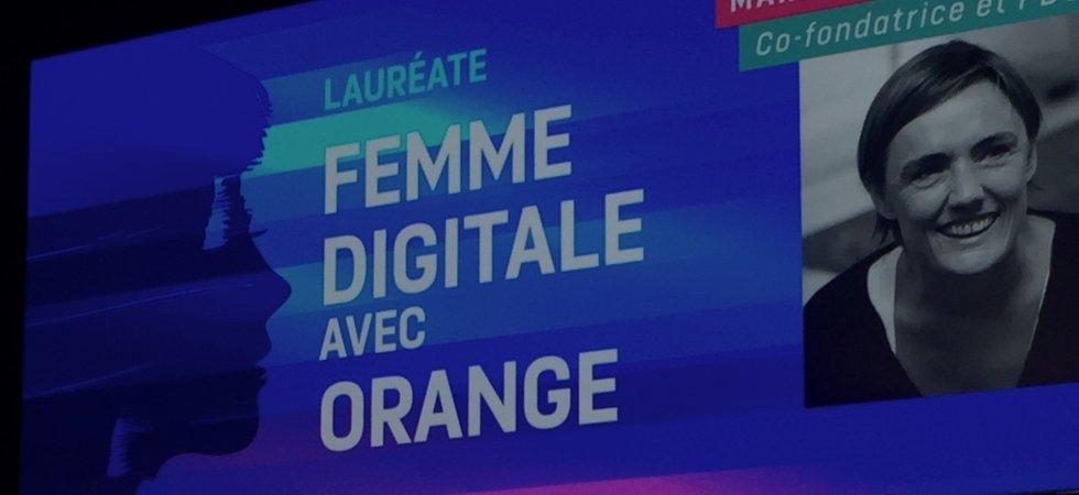 Marie-Vorgan Le Barzic, Femme en Or digitale 2016