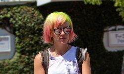 Les cheveux pastèque : la nouvelle coloration qui fait le buzz !