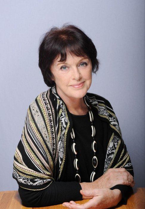 Anny Duperey lors d\