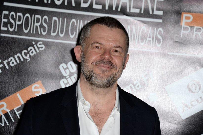 Eric Naulleau assiste à la remise du Prix Romy Schneider 2015 à Paris, le 13 avril 2015.