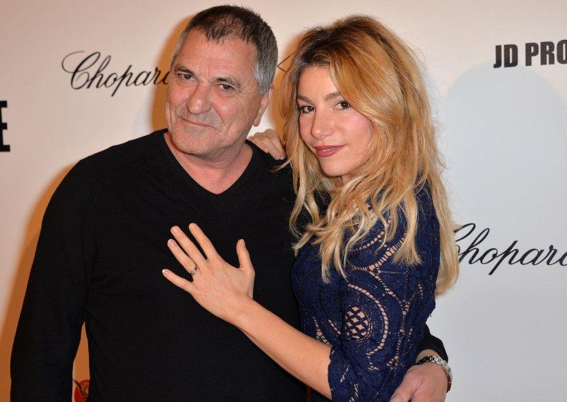 Jean-Marie Bigard et sa femme Lola Marois assistent à l\