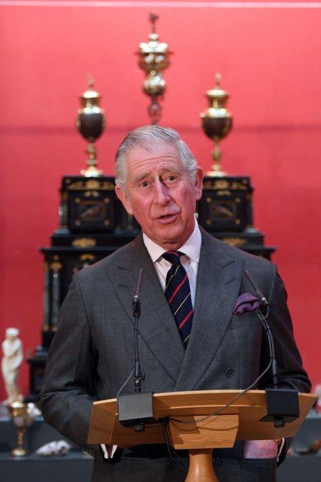 Le prince Charles en visite à l\