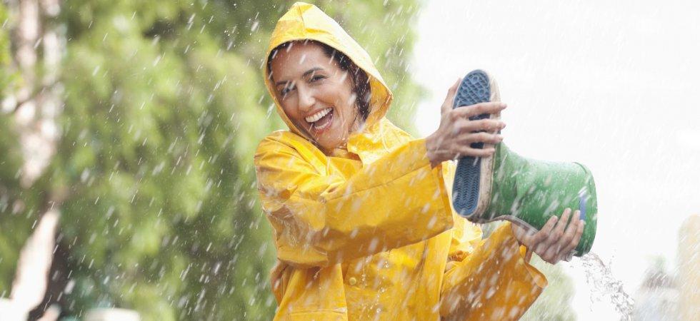 Les indispensables mode pour affronter la pluie