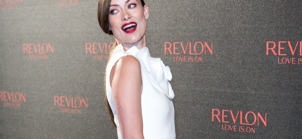 Olivia Wilde, splendide en total look blanc