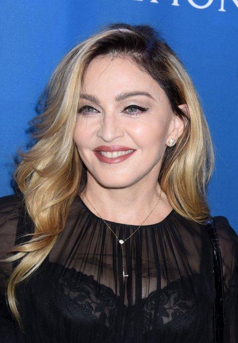 """Madonna se rêvait """"nonne ou star de cinéma"""""""