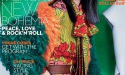 Kendall Jenner pose en une du Vogue avec les cheveux gris