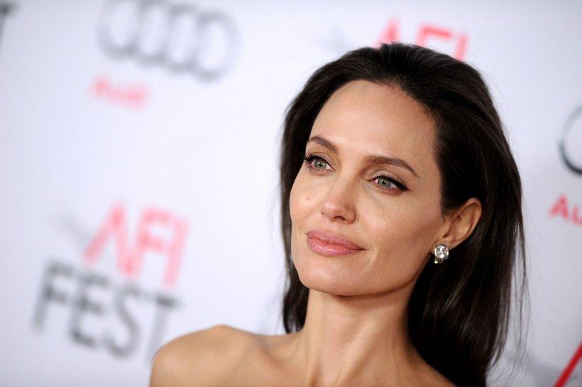 Angelina Jolie à l\