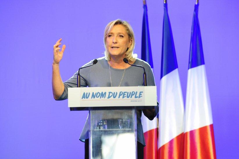 Marine Le Pen : invitée polémique de l\