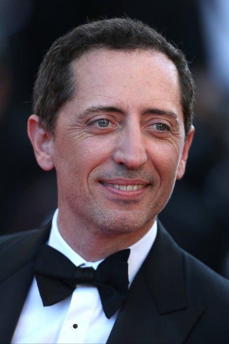 Gad Elmaleh lors du 69e Festival de Cannes, le 21 mai 2016.