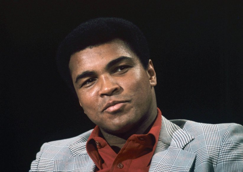 Mohamed Ali, sur le plateau de l\