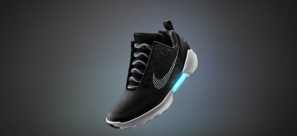 Des chaussures auto-laçantes à moins de 1 000 $ !