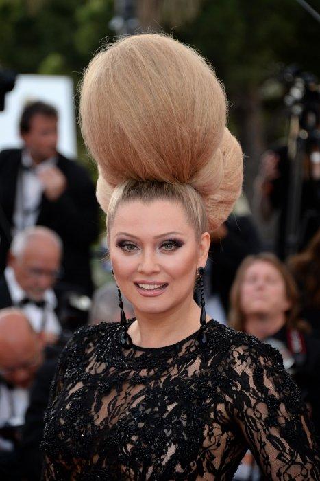 """Elena Lenina assiste à la projection de """"Irrational Man"""" lors du Festival de Cannes, le 15 mai 2015."""