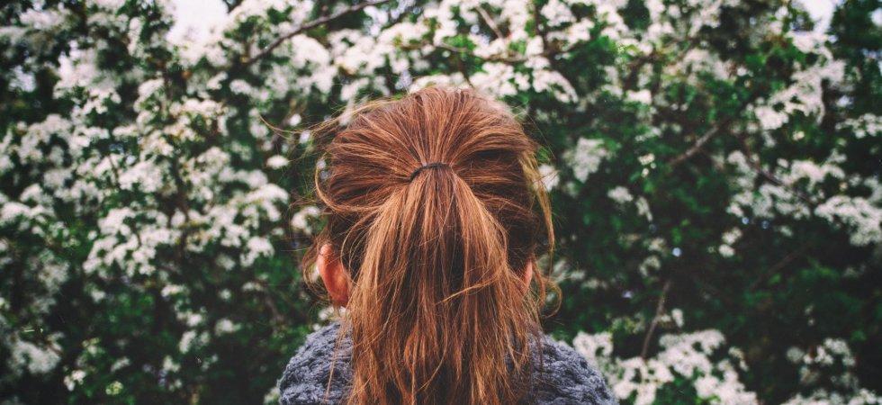 La queue de cheval, coiffure star de l'hiver 2015