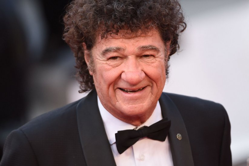 Robert Charlebois assiste au Festival de Cannes, le 19 mai 2015.