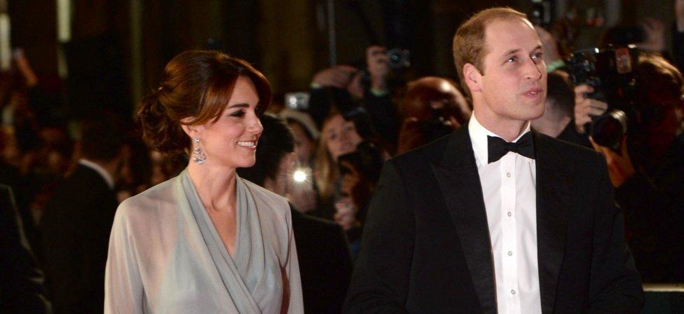 Kate Middleton : à l'avant-première du dernier James Bond