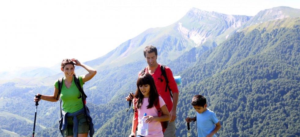Cinq conseils pour emmener ses enfants en randonnée