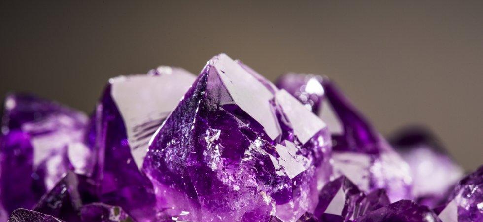 Les pouvoirs insoupçonnés du cristal pour la peau