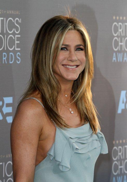 """Jennifer Aniston lors du 21ème gala annuel des """"Critics\"""