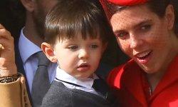 Charlotte Casiraghi dévoile son fils pour la première fois