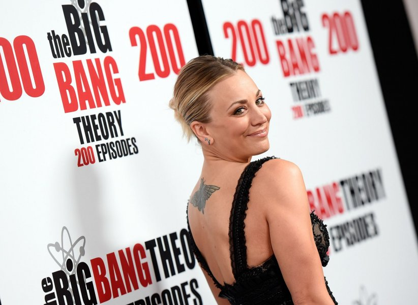 Kaley Cuoco célèbre le 200e épisode de la série The Big Bang Theory' à Los Angeles, le 20 février 2016.
