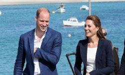 Kate Middleton porte un pantalon à 30 euros