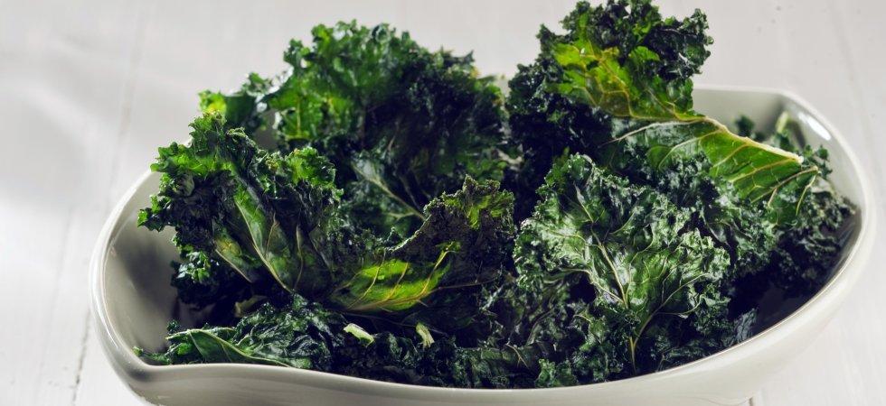 Le kale : la nouvelle coqueluche de l'industrie cosmétique