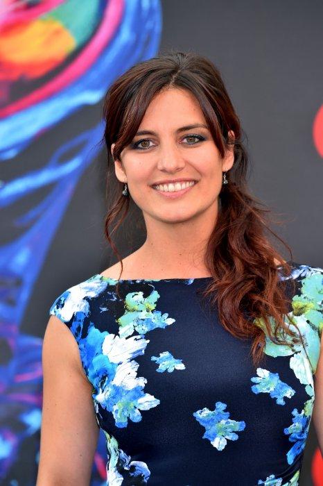 Laëtitia Milot lors du 56e Festival de Télévision de Monte-Carlo, le 15 juin 2016.