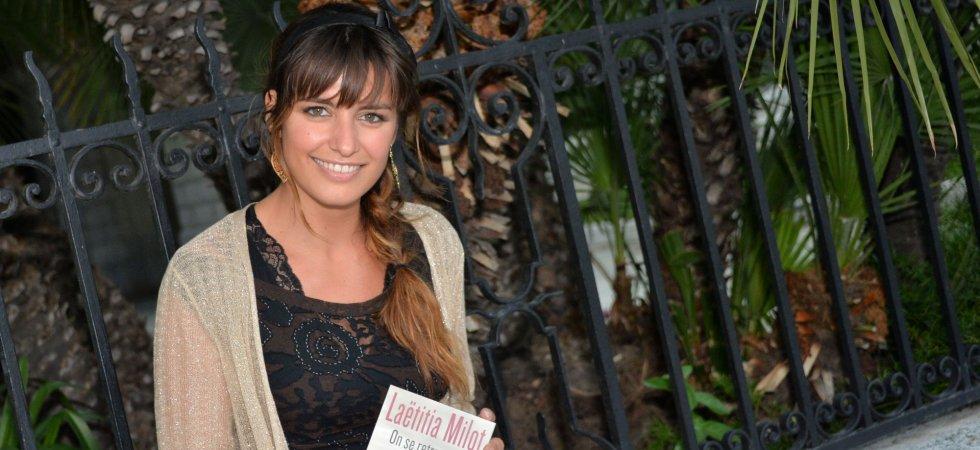 Laetitia Milot, son combat dans un nouveau livre