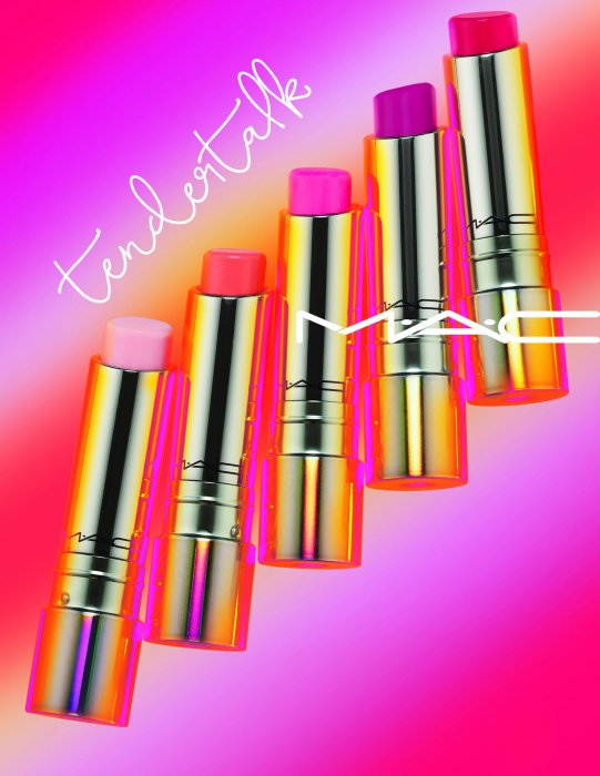 Tendertalk Lip Balm : les baumes à lèvres intelligents de MAC.