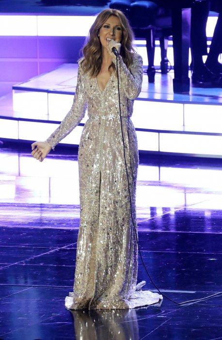 Céline Dion fait son show en France