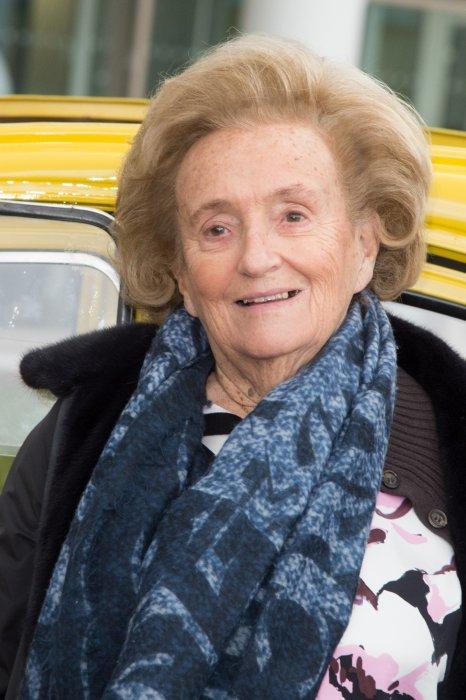 Bernadette Chirac lors du lancement de la 27e édition de l\