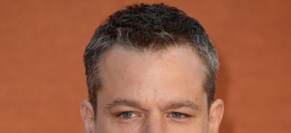 Matt Damon : sa famille lui permet de garder les pieds sur terre