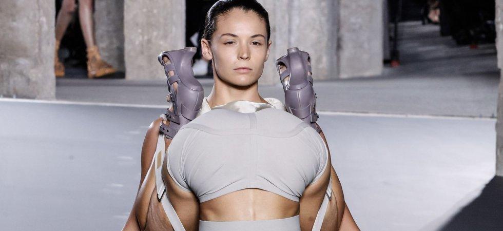 Fashion Week Paris : Rick Owens dévoile un show osé et étonnant !