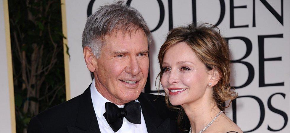 Calista Flockhart donne des nouvelles d'Harrison Ford