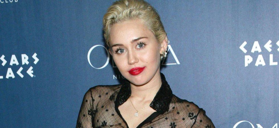 """Miley Cyrus : """"Mon rêve est de sauver le monde"""""""
