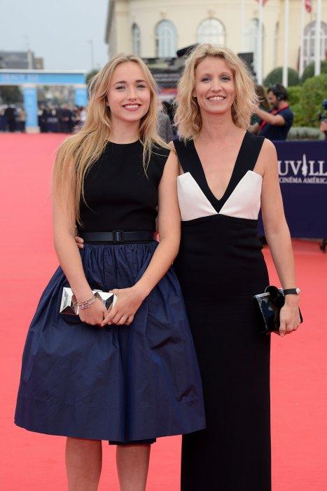 Alexandra Lamy et Chloé Jouannet : belle et blonde, une histoire de famille