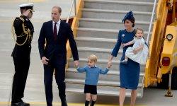 Princesse Charlotte 1er voyage au Canada !