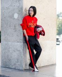 Pantalon large : l'art de bien le porter