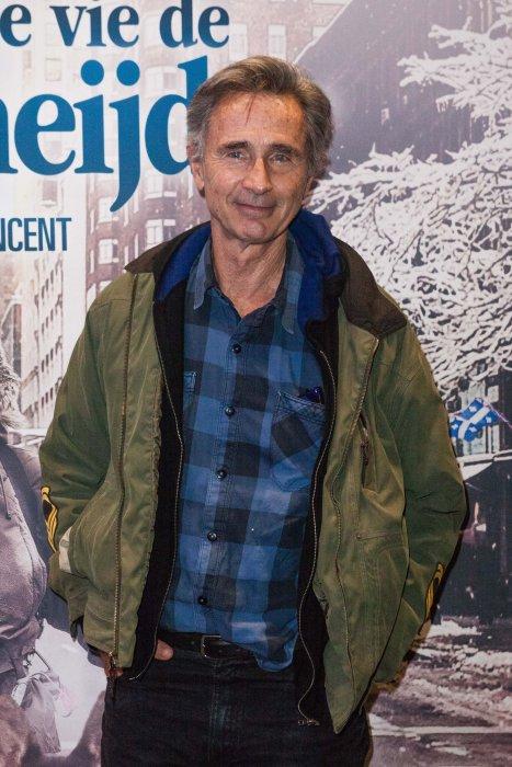 Thierry Lhermitte lors de la première du film  La Nouvelle Vie de Paul Sneijder , à l\