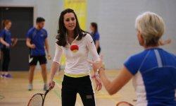 Kate Middleton : du sport pour la bonne cause