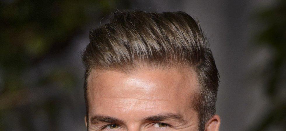 David Beckham : son nouveau tatouage dédié à sa fille Harper