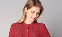 Dix blouses automnales pour twister son look