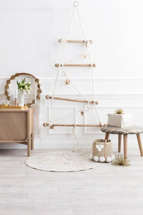 Une décoration épurée vous offrira un Noël aux accents scandinaves inoubliable.