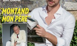"Le fils d'Yves Montand se livre : ""J'ai grandi sous les regards"""